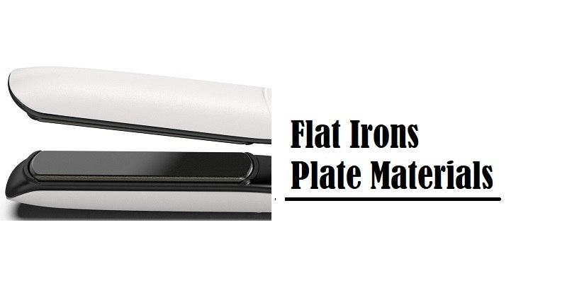 Flat Irons Plate Materials