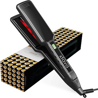 xtava Professional Infrared Hair Straightener