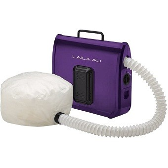 Laila Ali LADR5604 Ionic Soft Bonnet Dryer