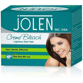 JolenCreme Bleach Lightener Sensitive Formula Plus 1.2 oz