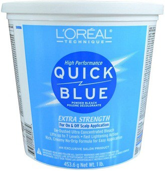 L'Oréal Quick Blue Powder Bleach
