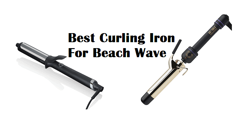 Best Curling Iron For Beach Wave