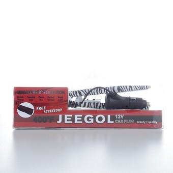 Jeegol Mini 0.5 12V Travel Hair Straightener