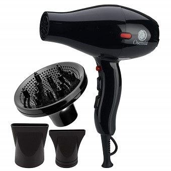 Osensia Professional Hair Dryer with Diffuser
