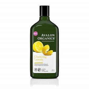 Avalon Organics Natural Shampoo