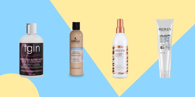 Best Leave in Conditioners For Relaxed Hair