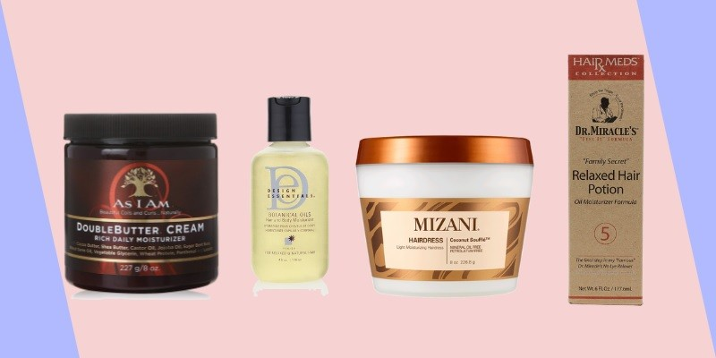 Best Moisturizers For Relaxed Hair