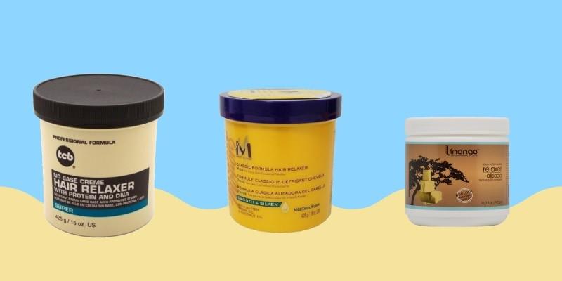 Best Relaxers For Black Hair