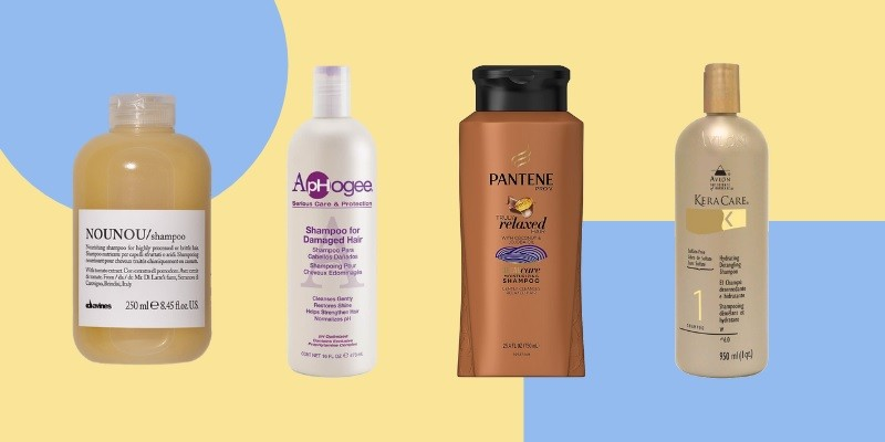 Best Shampoos for Relaxed Hair