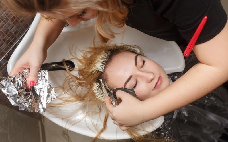Do After Bleaching Your Dark Hair