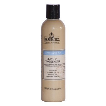 Dr. Miracle's Leave In Conditioner