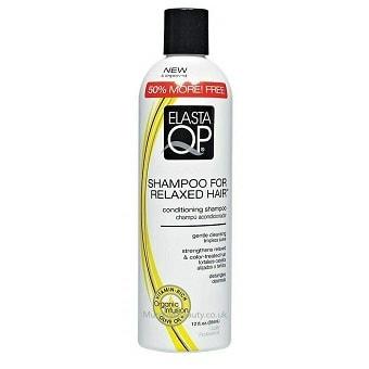 Elasta QP Shampoo for Relaxed Hair