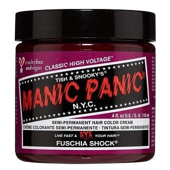 MANIC PANIC Fuschia Shock Hair Dye