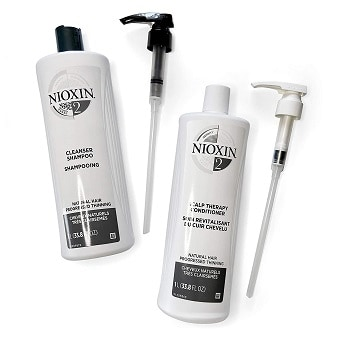 Nioxin System Cleanser Shampoo 2 for Natural Hair