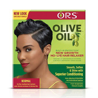 ORS Olive Oil Built-In Protection No-Lye Hair Relaxer