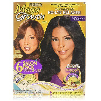 Profectiv Mega Growth Hair Anti Damage No-Lye Hair Relaxer