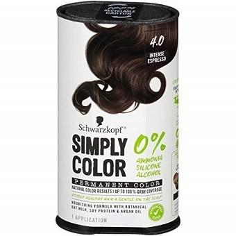 Schwarzkopf Simple Color Permanent Hair Color
