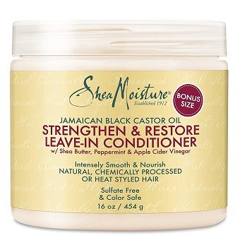 SheaMoisture Strengthen & Restore Leave-In Conditioner
