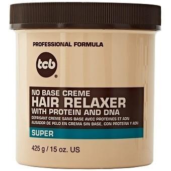 TCB No Base Creme 15.oz Hair Relaxer