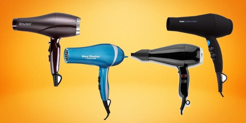 Best 2000 Watt Hair Dryers