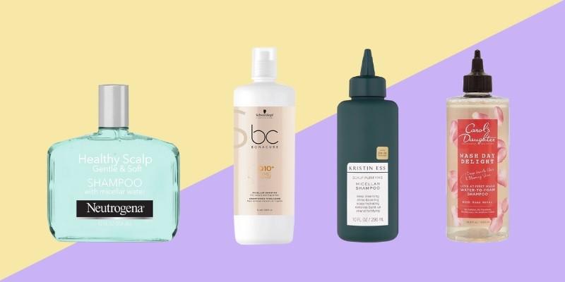 Best Micellar Shampoos