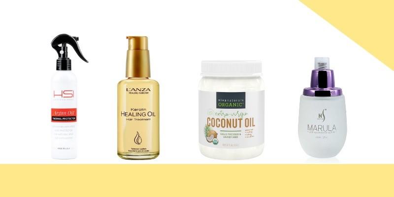 Best Oils For Straightening Hair