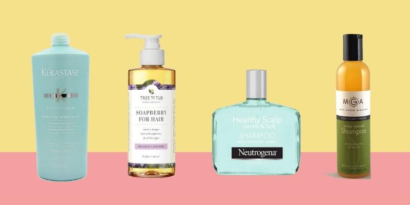 Best Shampoos For Sensitive Scalp