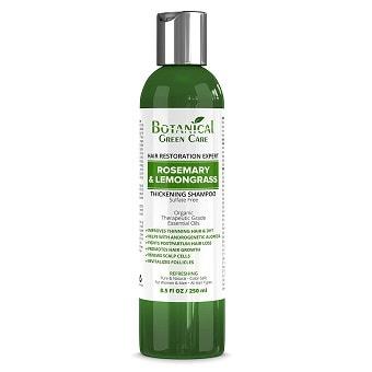 Botanical Green Care Hair Growth Shampoo