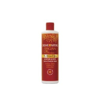 Creme of Nature with Argan Curl Activator