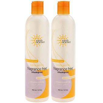 Earth Science Shampoo for Sensitive Hair & Scalp
