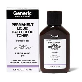 Generic Color Charm T14 Permanent Hair Toner