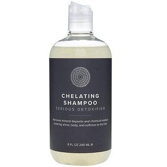 Hairprint Natural Plant-Based Chelating Shampoo