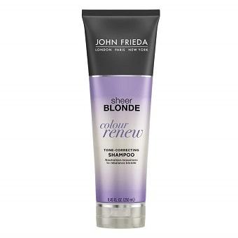 John Frieda Sheer Blonde Color Renew Shampoo