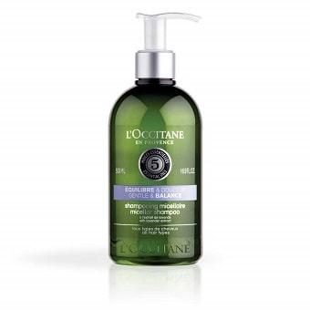 L'Occitane Gentle & Balance Micellar Shampoo