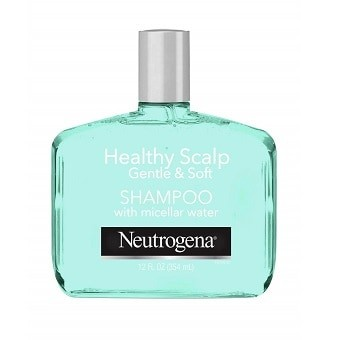 Neutrogena Gentle and Soft Healthy Scalp Shampoo