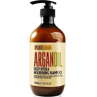 PURE NATURE LUX SPA Moroccan Argan Oil Shampoo