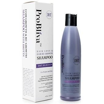 ProBliva DHT Blocker Hair Loss & Re-Growth Shampoo