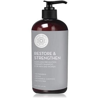 Pure Body Naturals Hair Loss Prevention Shampoo