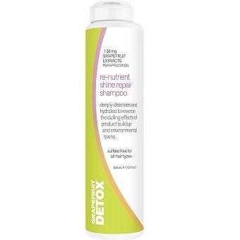 SCOBUTY Grapefruit Detox Shampoo
