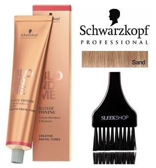 Schwarzkopf Professional Blonde Toning