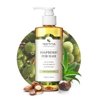 Tree to Tub Fragrance-Free Shampoo for Sensitive Skin
