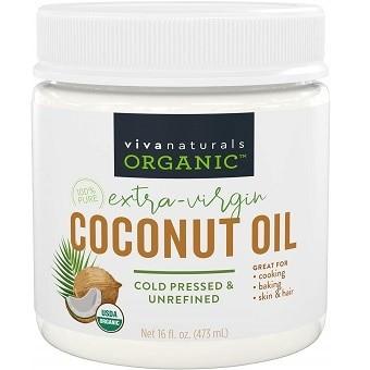 Viva Naturals Organic Coconut Oil