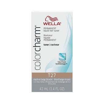 WELLA colorcharm 1.4 fl oz Permanent Liquid Hair Toner