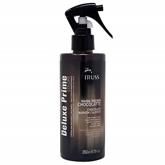 russ Deluxe Prime Warm Brown Chocolate Hair Toner